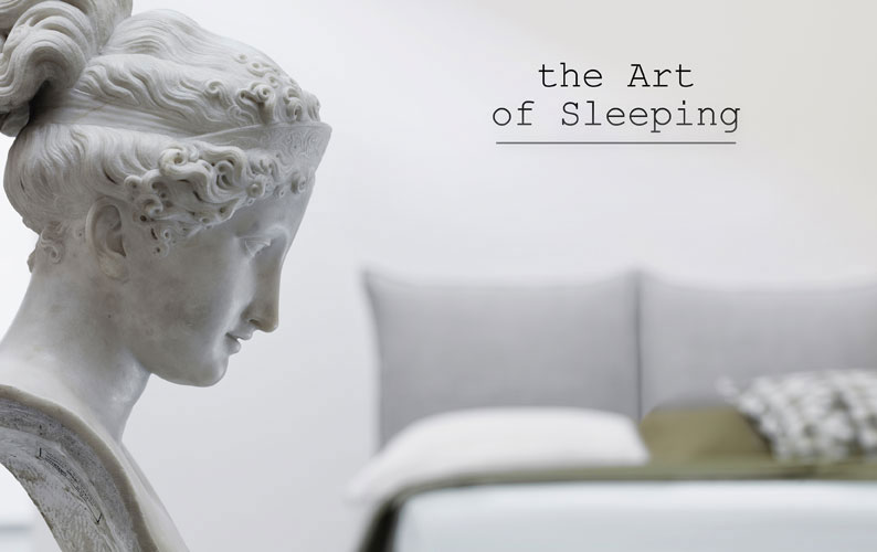 Art of sleeping